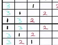 3-4 down
